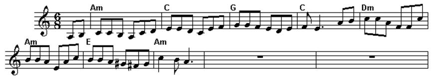 Песня в пути Роенко на стихи Абакумова, ноты и аккорды на стихи кромских поэтов